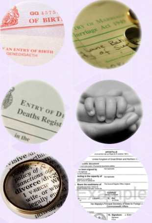 new uk official services | replacement uk birth certificates